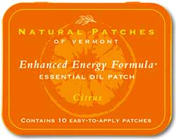 Natural Patches of Vermont Citrus Energy F
