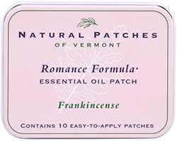 Natural Patches of Vermont Romance Frankincense Formula