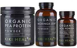 Weight Loss Bundle - Organic Pea Protein Powder, Organic Moringa Powder, Organic Acai Powder