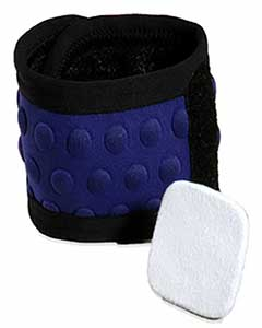 Magnet Therapy Carpal Wrap for wrist recovery and repair