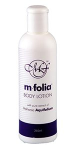 m-folia-body-lotion