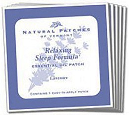 Natural Patches of Vermont_Lavender Foil Wrapped