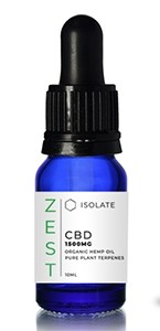 Isolate-CBD-ZEST